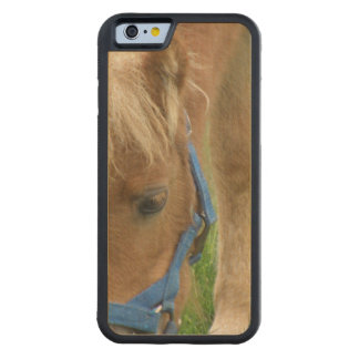 Shetland Pony Carved® Maple iPhone 6 Bumper