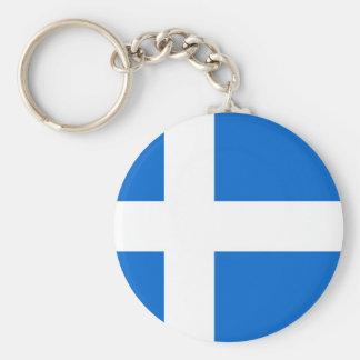 shetland region ethnic flag scotland british keychains