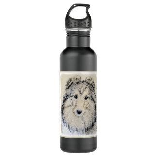 Shetland Sheepdog 710 Ml Water Bottle