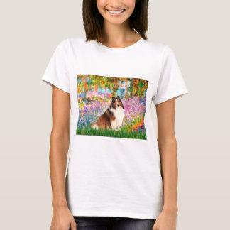 Shetland Sheepdog 7 - Garden T-Shirt
