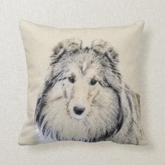 Shetland Sheepdog Cushion