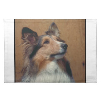 Shetland Sheepdog Dog Placemat