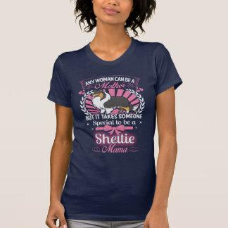 Shetland Sheepdog Mama T-Shirt