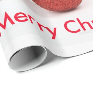 Shetland Sheepdog Merry Christmas Wrapping Paper