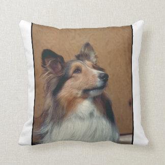 Shetland Sheepdog MoJo Pillow