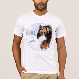 Shetland Sheepdog Noel T-shirt