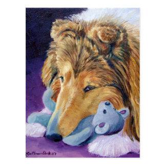Shetland Sheepdog Postcards