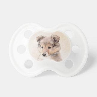 Shetland Sheepdog Puppy Dummy
