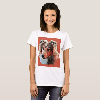 Shetland Sheepdog Shirt in all sizes and styles