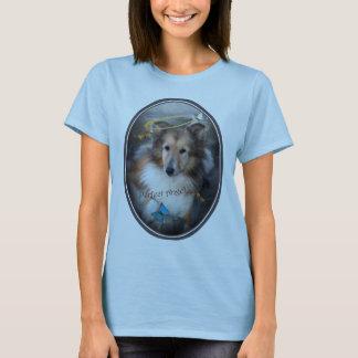 "Shetland Sheepdog ""The Perfect Angel "" apparel T-Shirt"