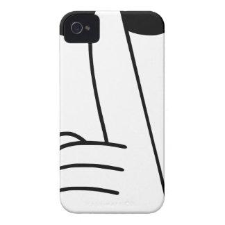 Shhh iPhone 4 Case-Mate Case