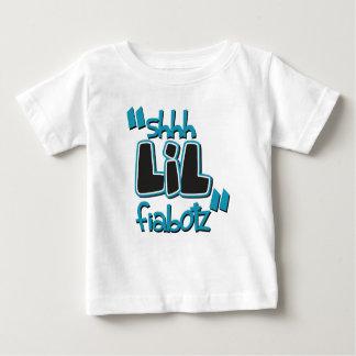 Shhh LIL Fiabotz Baby T-Shirt