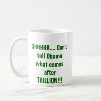 SHHH...Obama Coffee Mug