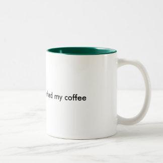 """Shhhh"" Coffee Mug"