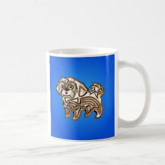 Shi-tzu Coffee Mug