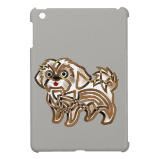 Shi-tzu iPad Mini Case