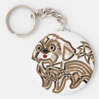Shi-tzu Key Ring
