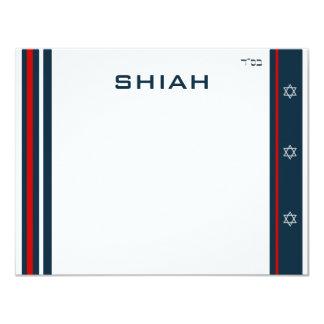 Shiah RSVP Card