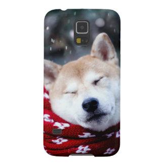 Shiba dog - doge dog - merry christmas cases for galaxy s5