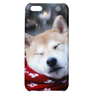 Shiba dog - doge dog - merry christmas iPhone 5C covers