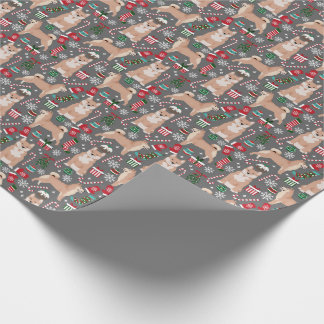 Shiba Inu Christmas wrapping paper