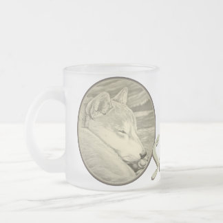 Shiba Inu Dog Beer Mug Coffee CupShiba Inu Glass