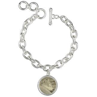 Shiba Inu Dog Bracelet Shiba Inu Charm Bracelet