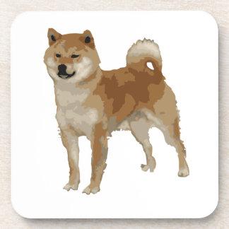 Shiba Inu Dog Coaster