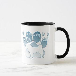 Shiba Inu Granddog Mug