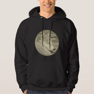 Shiba Inu Hoodie Hooded Dog Lover Sweatshirts