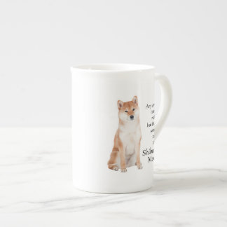 Shiba Inu Mom Bone China Mug