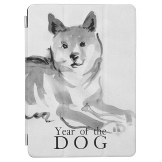 Shiba Inu Painting Chinese Dog Year 2018 iPad2 iPad Air Cover