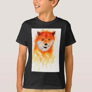 Shiba Inu Portrait T-Shirt