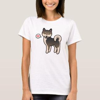 Shiba Inu Sesame Love T-Shirt