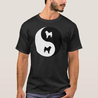 Shiba Inu Yin Yang T-Shirt