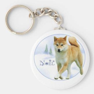 Shiba Noel Key Ring