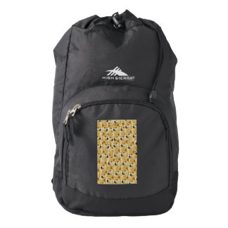shibe doge fun and funny meme adorable backpack