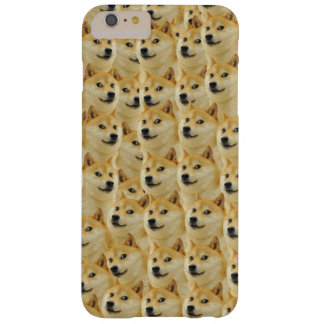 shibe doge fun and funny meme adorable barely there iPhone 6 plus case