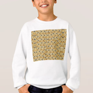 shibe doge fun and funny meme adorable sweatshirt