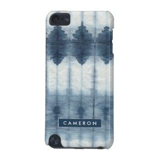 Shibori Indigio Print iPod Touch (5th Generation) Case