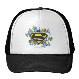 Shield and Chains Trucker Hats