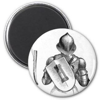 shield-clipart-50 6 cm round magnet