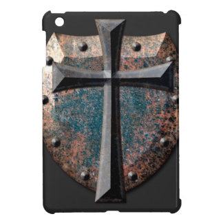 Shield Cross Metal Cool Ipad Case