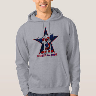 "SHIELD MOUSE  ""The Star!"" Hoodie"