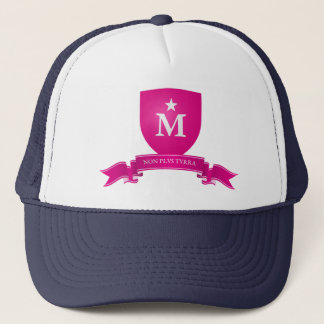 Shield of classic Moderdonia Trucker Hat