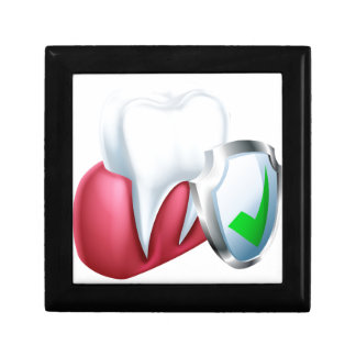 Shield Tooth and Gum Gift Box