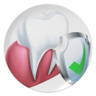 Shield Tooth and Gum Plate