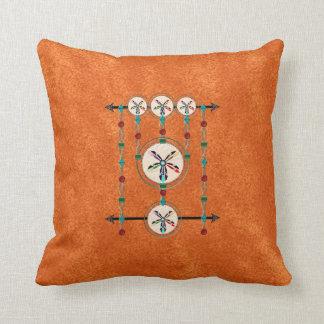 Shields Cotton Throw Pillow 16x16 Cotton