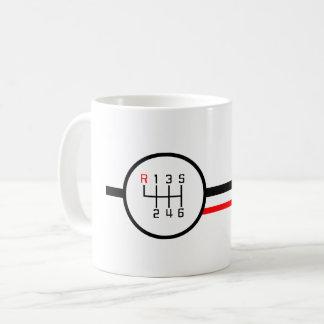 Shifter - Gear box Coffee Mug