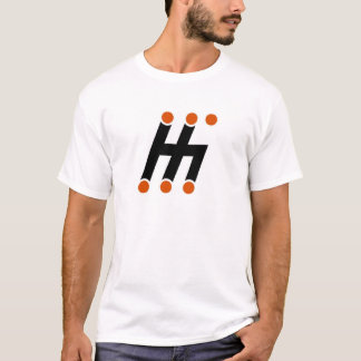 Shifting Lanes H-Shift Pattern Logo T-shirt